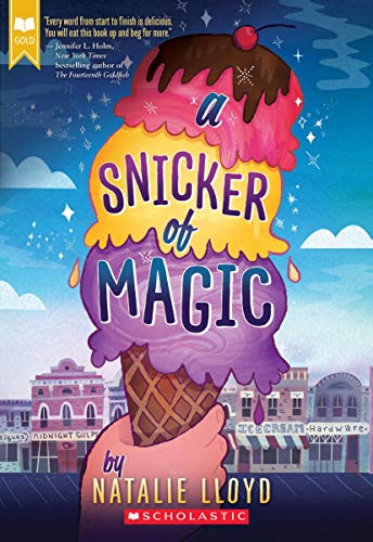 9780545552738: A Snicker of Magic