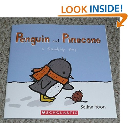9780545552929: Penguin and Pinecone