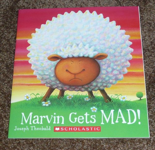 9780545552943: Marvin Gets Mad!