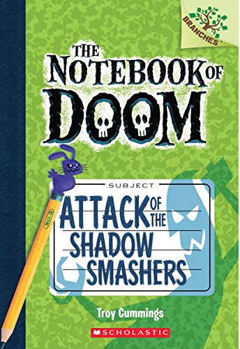 Attack of the Shadow Smashers: A Branches Book