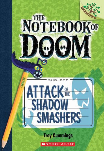 9780545552981: Attack of the Shadow Smashers: A Branches Book (The Notebook of Doom #3)