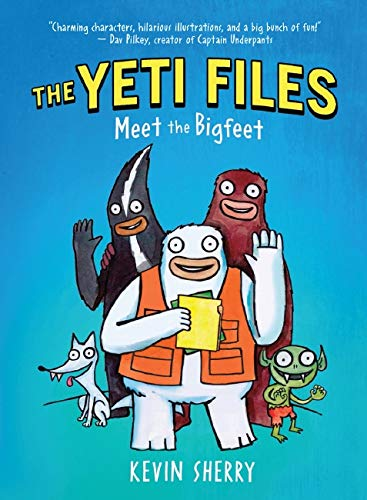 The Yeti Files: Meet the Bigfeet