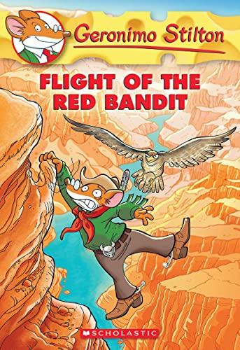 9780545556309: Geronimo Stilton #56: Flight of the Red Bandit