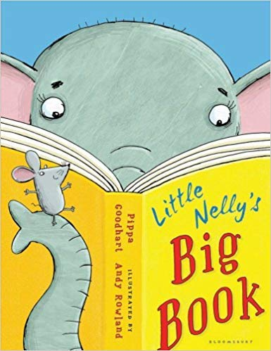 9780545556606: Little Nelly's Big Book