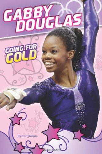 9780545556743: Gabby Douglas: Going for Gold