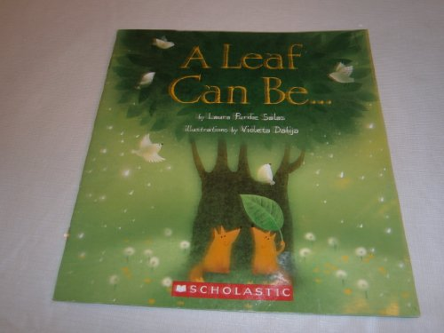 9780545558327: A Leaf Can Be