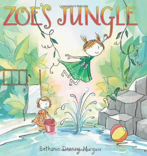 9780545558693: Zoe's Jungle