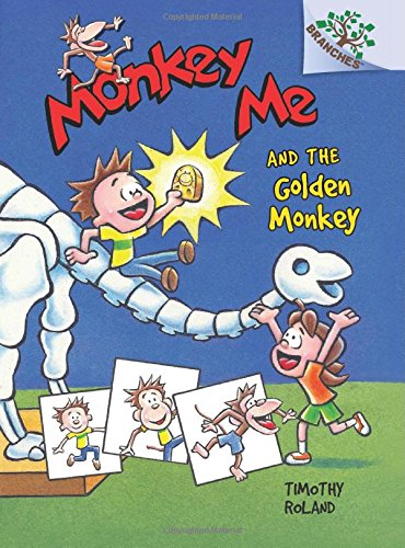 9780545559775: Monkey Me and the Golden Monkey: A Branches Book (Monkey Me #1)
