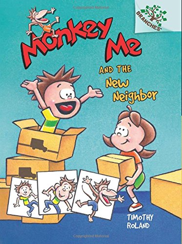 9780545559867: Monkey Me and the New Neighbor: A Branches Book