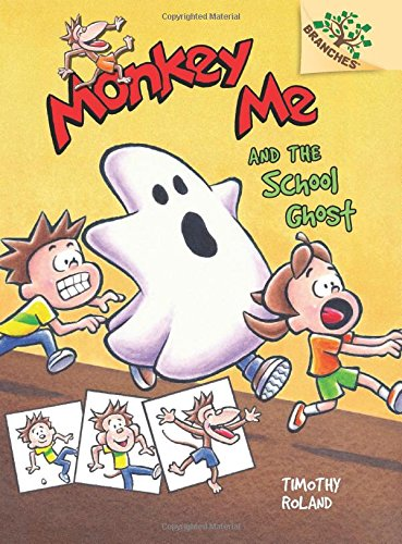 9780545559904: Monkey Me and the School Ghost