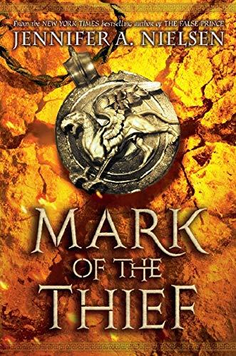 9780545561549: Mark of the Thief (Mark of the Thief, Book 1) (Praetor War)
