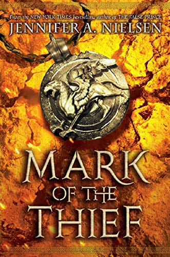 9780545561549: Mark of the Thief