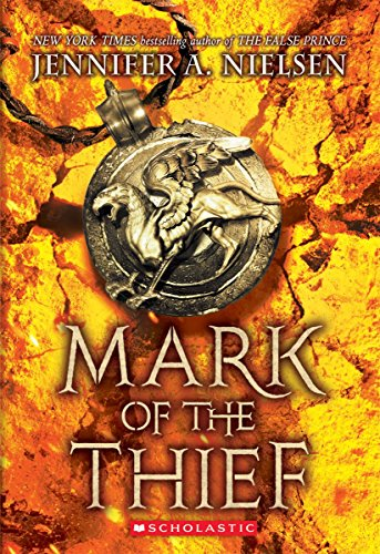 9780545561556: Mark of the Thief