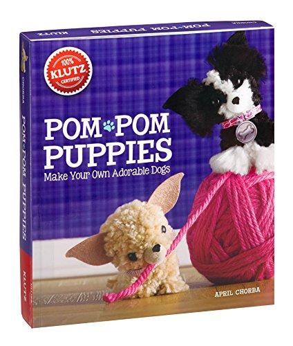 9780545561648: Pom-Pom Puppies (Klutz)