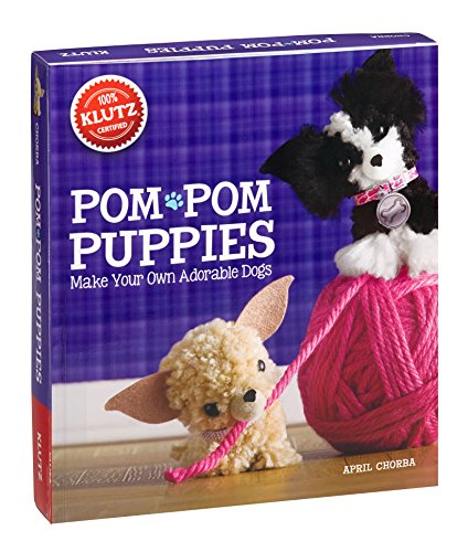 Pom Pom Puppies Craft Book