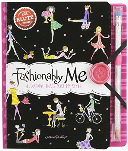 9780545561655: Fashionably Me (Klutz)
