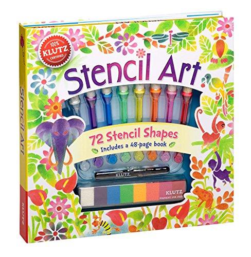 9780545561662: Stencil Art (Klutz)