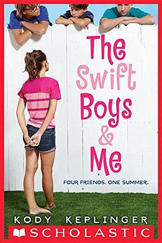 9780545562027: The Swift Boys & Me
