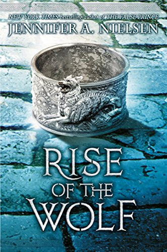 9780545562041: Rise of the Wolf (Mark of the Thief #2)