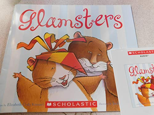 9780545562614: Glamsters with read along CD