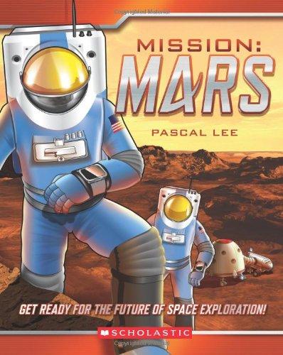 9780545565325: Mission: Mars