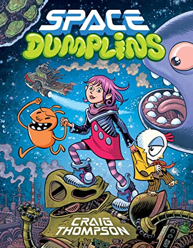 9780545565431: Space Dumplins