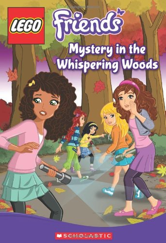 9780545566698: LEGO Friends: Mystery in the Whispering Woods (Chapter Book #3)