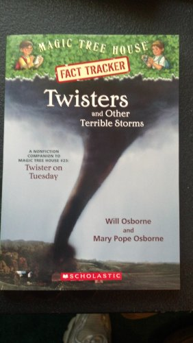 9780545567725: Twisters and Other Terrible Storms - Magic Tree House Fact Tracker (Magic Tree House)
