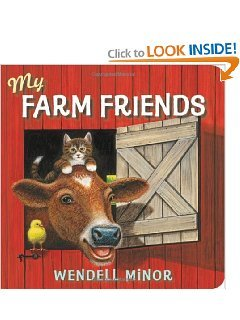 9780545568395: My Farm Friends