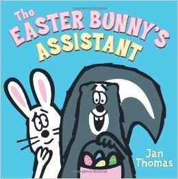 9780545568586: The Easter Bunny's Assistant By Jan Thomas, Paperback