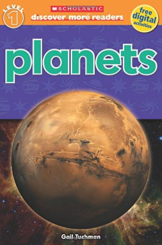 9780545572705: Planets (Scholastic Discover More Readers, Level 1)