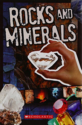 9780545576543: Rocks and Minerals, Volcanic Rocks, Fossils (3 Kits Included)