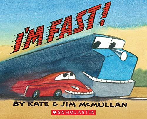 9780545580199: I'm Fast