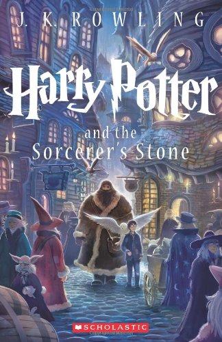 Beispielbild für Harry Potter and the Sorcerer's Stone (Book 1) **SIGNED by COVER DESIGNER & ARTIST KAZU KIBUISHI** zum Verkauf von HOUSE OF PHOENIX RISING