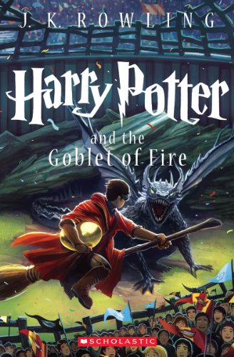 Harry Potter and the Goblet of Fire (Book 4) (0545582954) by J.K. Rowling