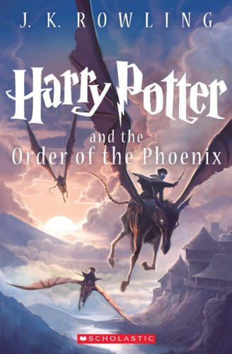 9780545582971: Harry Potter and the Order of the Phoenix