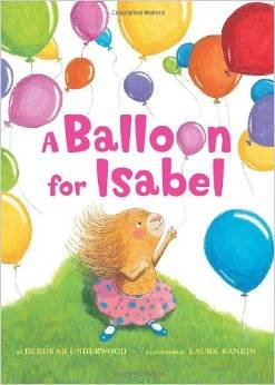 9780545587563: A Balloon for Isabel