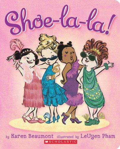 9780545594783: Shoe-la-la!