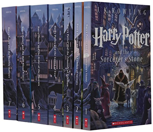 9780545596275: Harry Potter Complete Book Series Special Edition Boxed Set by J.K. Rowling NEW!