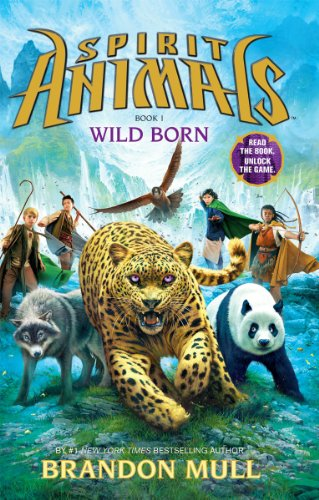 9780545599719: Spirit Animals: Book 1: Wild Born - Library Edition