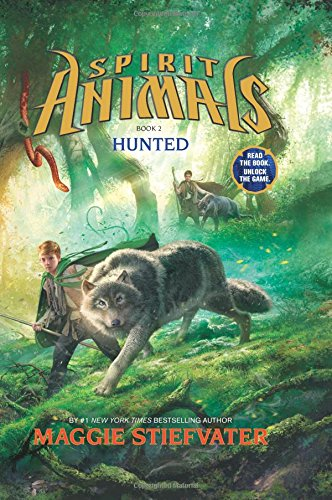 9780545599726: Spirit Animals: Book 2: Hunted - Library Edition