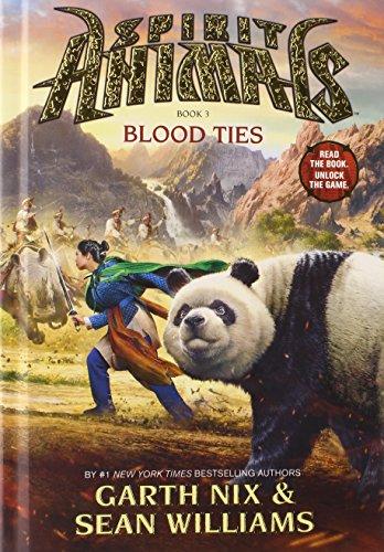 9780545599733: Spirit Animals: Book 3: Blood Ties - Library Edition