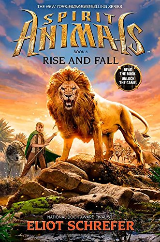 9780545599764: Spirit Animals Book 6: Rise and Fall - Library Edition