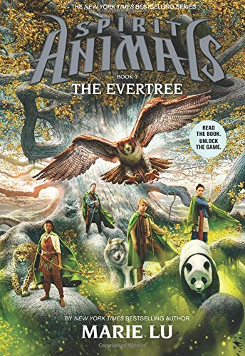 9780545599771: Spirit Animals Book 7: The Evertree - Library Edition