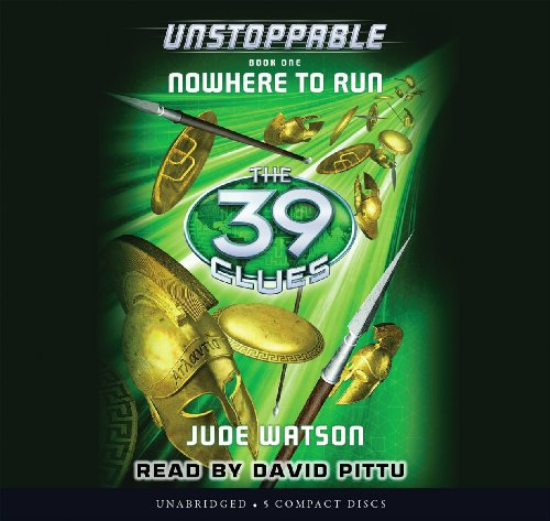 9780545602716: The 39 Clues: Unstoppable Book 1: Nowhere to Run - Audio Library Edition