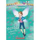 9780545603553: Miranda the Beauty Fairy Rainbow Magic the Fashion Fairies By Daisy Meadows (Includes Charm Necklace) [Paperback]