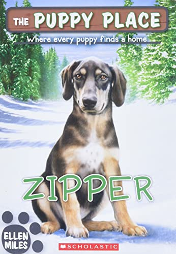 9780545603812: The Puppy Place #34: Zipper