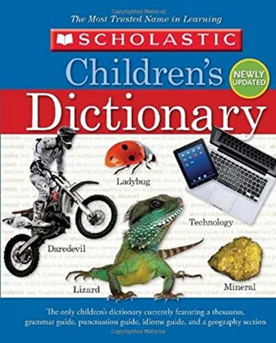 9780545604956: Scholastic Children's Dictionary
