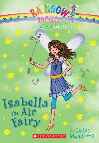 9780545605250: Isabella the Air Fairy (Rainbow Magic (Quality))