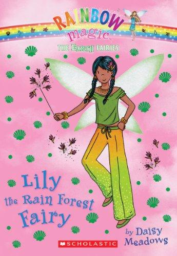 9780545605281: The Earth Fairies #5: Lily the Rain Forest Fairy